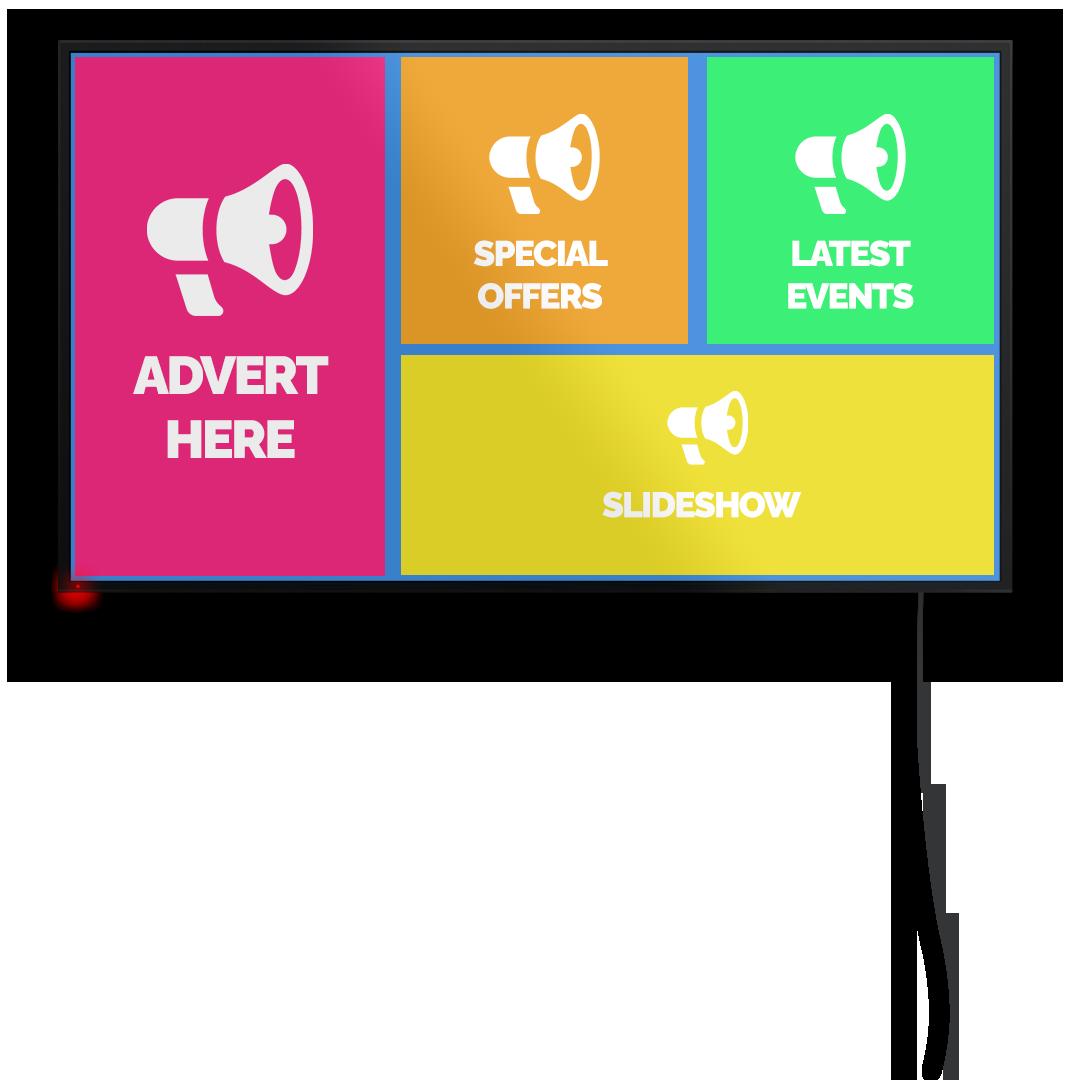 Plug & Play Digital Signage
